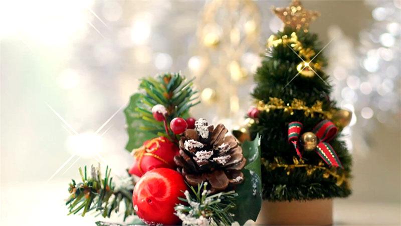 その日はクリスマス